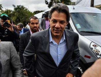 Haddad será oficializado candidato nesta terça em frente à PF de Curitiba