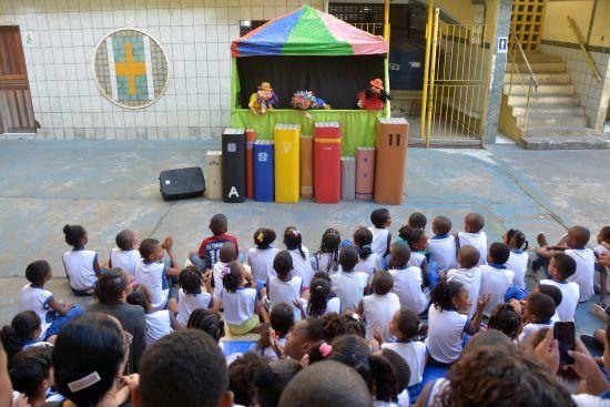 Musical Circo de Só Ler promove inclusão social em Aracaju