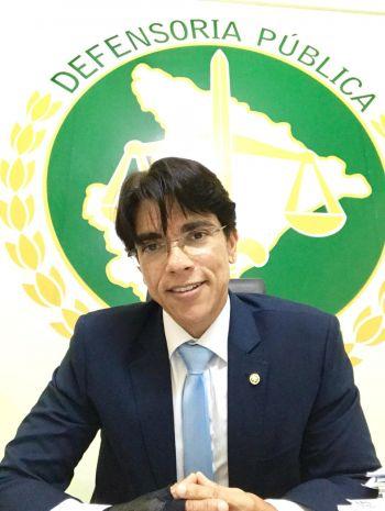 Leó Neto é eleito Defensor Público-Geral do Estado com 93,5% dos votos.