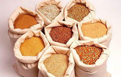Consumo de grãos e fibras contribui para uma alimentação saudável