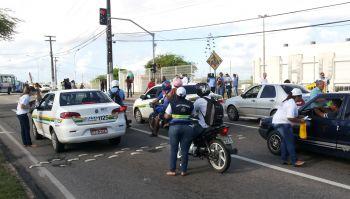 Semana Nacional do Trânsito acontece de 18 a 25 de setembro em Aracaju