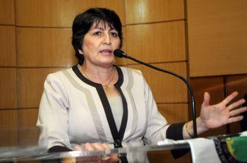 Maria Mendonça destaca necessidade de ações para combater o câncer infanto-juvenil