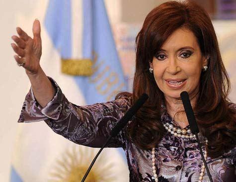 Juiz pede prisão preventiva para Cristina Kirchner por receber propina