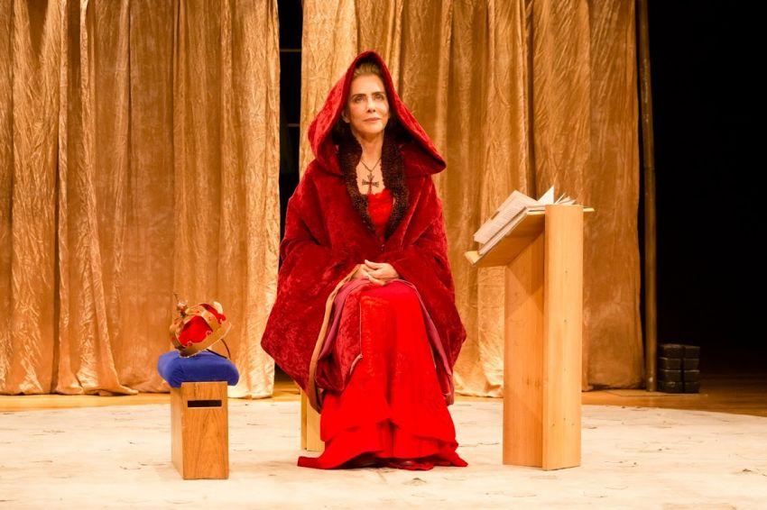 Maitê Proença apresenta 'Mulher de Bath' em Aracaju e Itabaiana