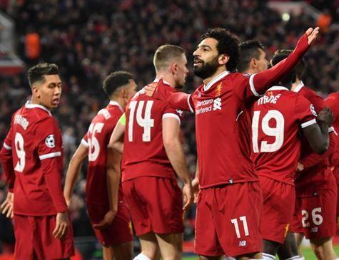 Liverpool e PSG fazem estreia luxuosa na Liga dos Campeões