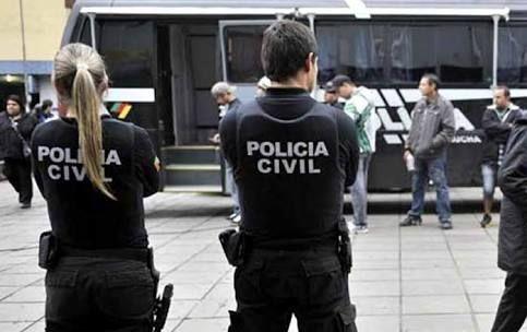 Última convocação de agentes da Polícia Civil