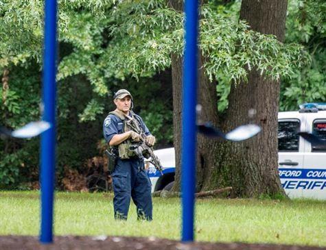 Ataque a tiros deixa ao menos quatro mortos em Maryland, nos Estados Unidos
