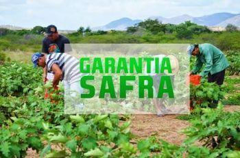 Agricultores de oito municípios sergipanos já podem receber recursos do Garantia-Safra