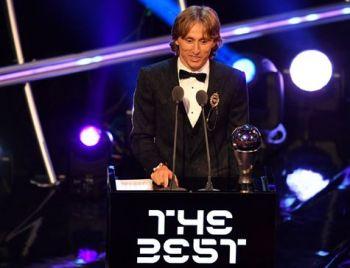 Modric é eleito melhor do mundo e quebra ciclo CR7-Messi