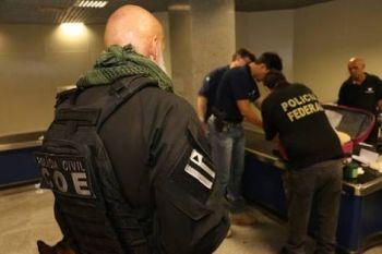 Operação Higia prende fugitivo no aeroporto de Salvador