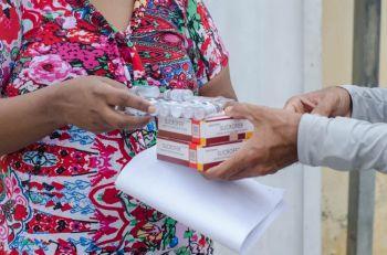Case dobra número de entregas de medicamentos domiciliares