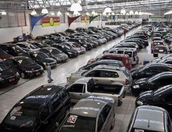 Venda de veículos usados e seminovos registra queda em setembro