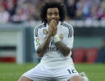 Marcelo é desconvocado da Seleção por lesão na panturrilha