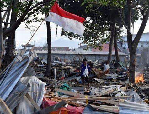 Terremoto e tsunami na Indonésia deixaram quase 2.000 mortos
