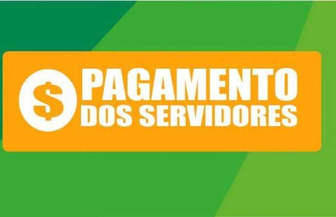 Governo antecipa o pagamento do salário dos servidores