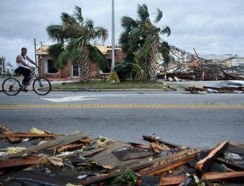 Após devastar Flórida, furacão Michael é rebaixado a tempestade tropical