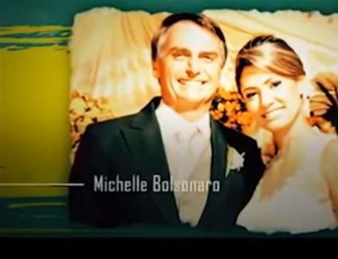 Programa Bolsonaro critica PT e mostra família