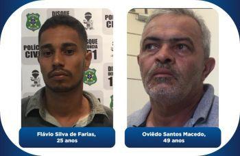 Polícia Civil elucida latrocínio ocorrido em uma agência bancária em Socorro