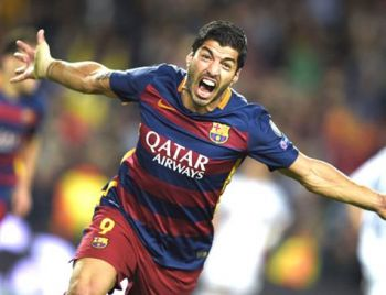 Barcelona humilha Real Madrid com três gols de Luis Suárez