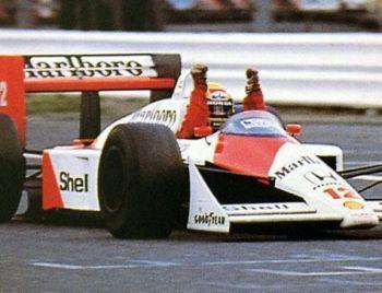 Senna: há 30 anos, piloto conquistava 1º título e status de herói