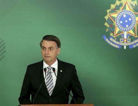 Diplomação de Bolsonaro é marcada para 10 de dezembro, confirma TSE