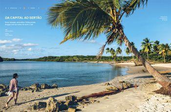 Turismo em Aracaju é destaque em revista de bordo da Gol
