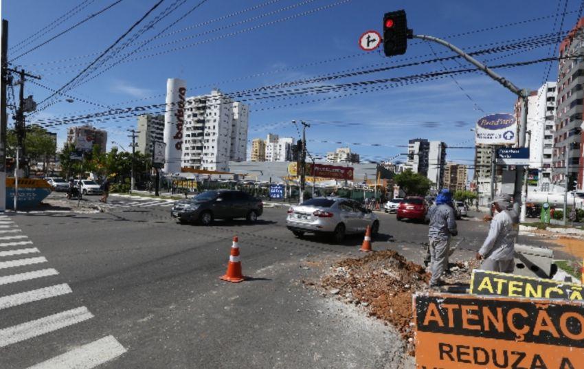 Semáforos inteligentes vão melhorar mobilidade em Aracaju