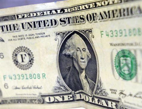 Dólar fecha em queda, cotado a R$ 3,78