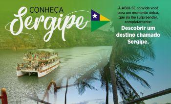 ABIH-SE: Agentes de Brasília e Goiânia conhecerão atrativos turísticos de Sergipe