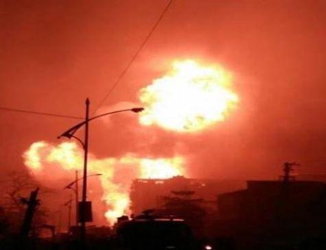 Explosão em fábrica no norte da China deixa 22 mortos