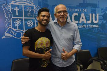 Prefeito Edvaldo Nogueira anuncia programação do Réveillon