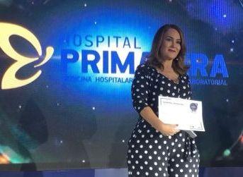 Hospital Primavera foi destaque no Premio Grandes Marcas
