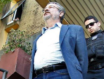 Antonio Palocci sai da prisão em Curitiba