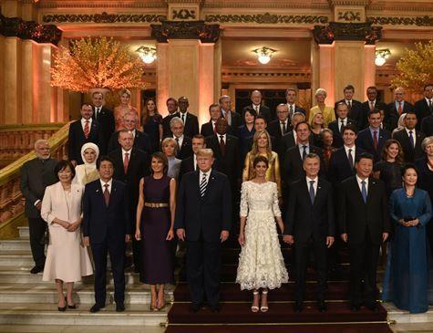 Declaração final do G20 destaca irreversibilidade do Acordo de Paris