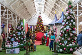 Shopping Jardins funciona em horário especial em dezembro