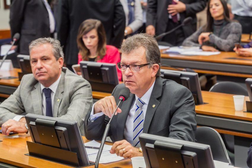Laércio comemora aprovação de novo marco legal sobre licitações que visa combater a corrupção