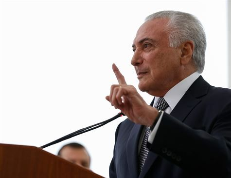 Após paralisação estadual, Temer anuncia intervenção integral em Roraima