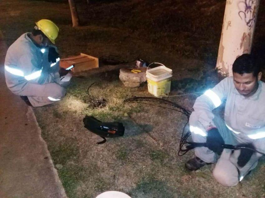 Furtos aos equipamentos de iluminação causam apagões na Orla de Atalaia