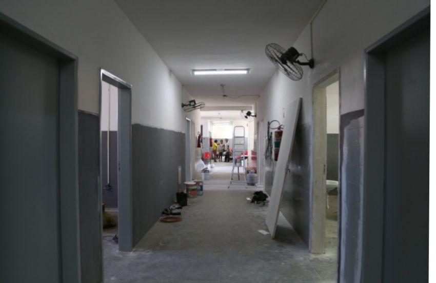 Prefeitura vai retomar as obras de reforma e ampliação de oito unidades de saúde