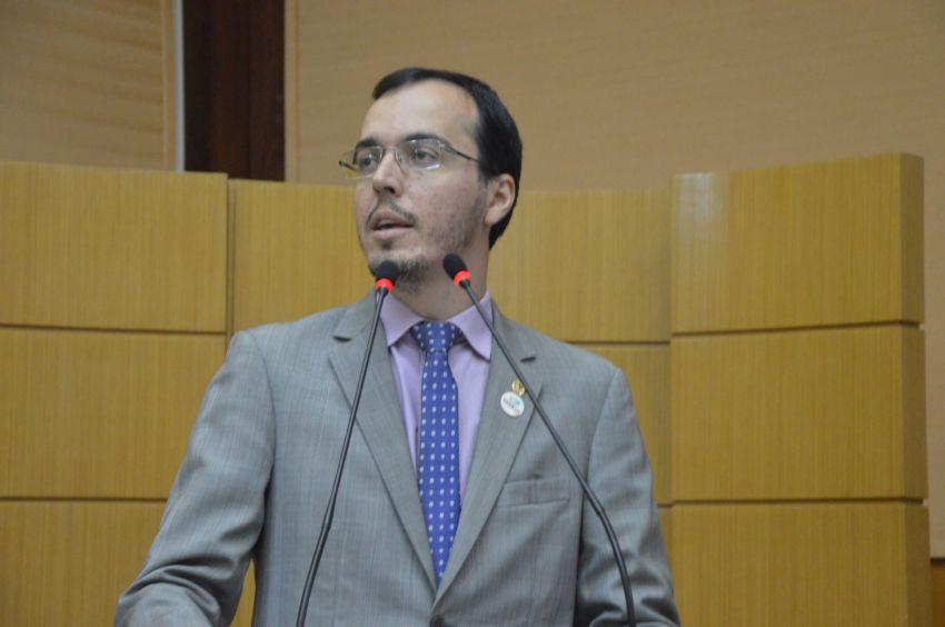 Georgeo alerta preocupação de setor produtivo com PLs que aumentam impostos