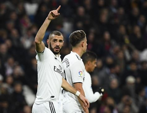 Real Madrid vence e assume 3º lugar na Espanha