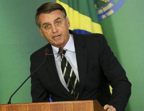 Apenas o primeiro passo diz Bolsonaro sobre flexibilização da posse de armas