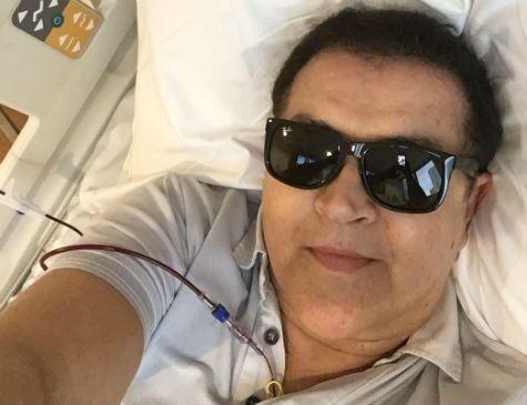 Beto Barbosa vai retirar a bexiga e a próstata