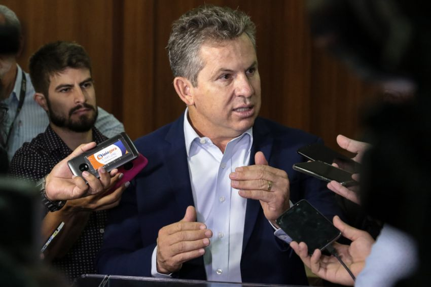 Governador de Mato Grosso decretará calamidade financeira nesta quinta