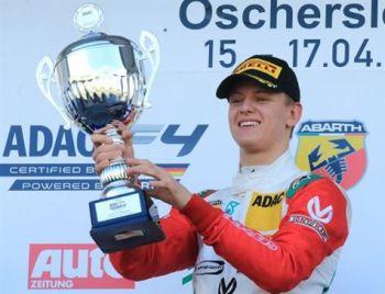Ferrari anuncia Mick Schumacher para academia de jovens pilotos