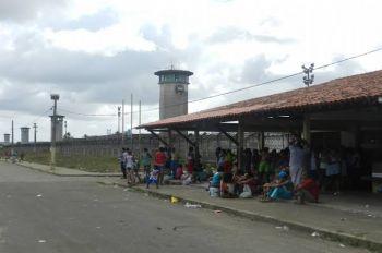 Desipe transfere 39 presos do Copemcan para o Compajaf