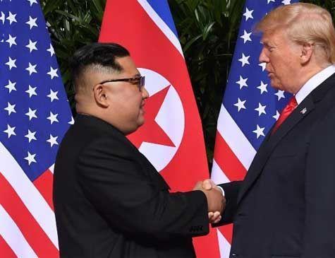 Trump e Kim Jong-un reúnem-se no fim do mês no Vietnã