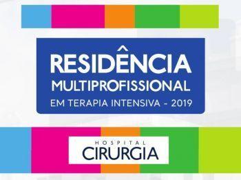 Inscrições abertas para residência multiprofissional em Terapia Intensiva