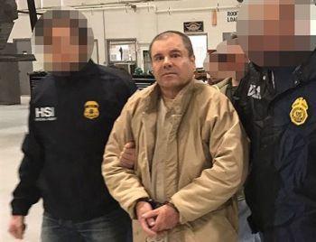 'El Chapo' é condenado à prisão perpétua