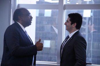 Gustinho Ribeiro discute alternativas para melhorar o Ideb de Sergipe